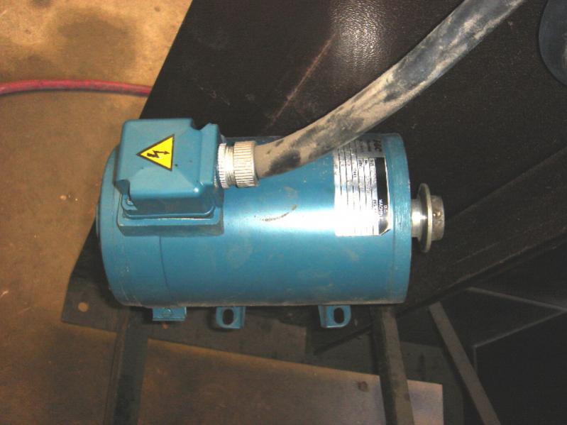 Need help w/ drive and transformer