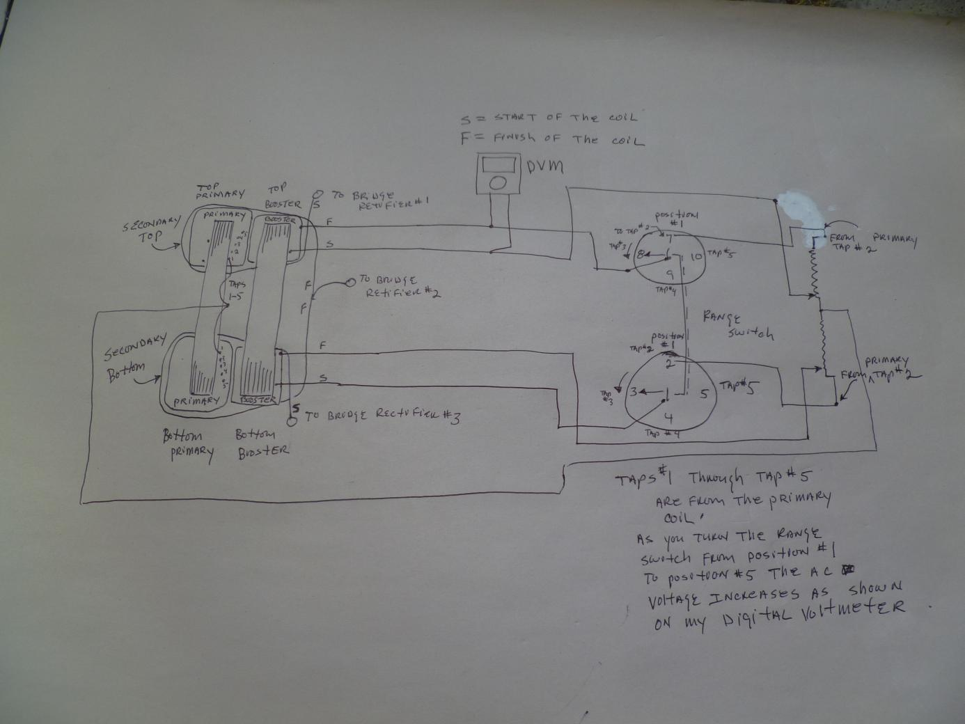 wiring diagram for airco