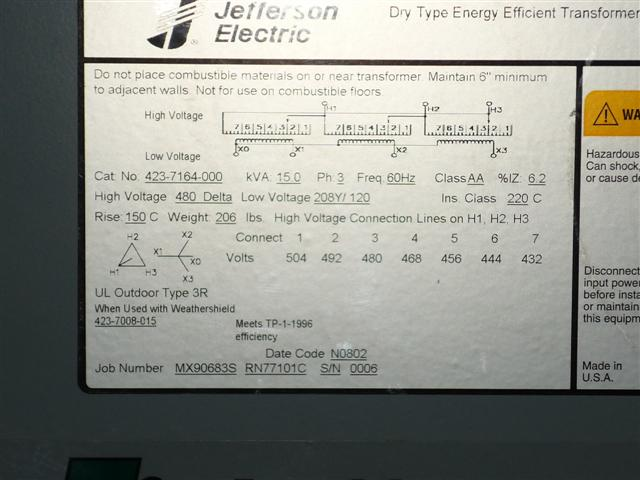 7741d1227156896 way go what i got p1010179 small jefferson electric transformer wiring diagram circuit and  at mifinder.co