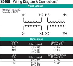 Buck Boost Transformer Wiring Diagram: Wiring buck boost for balanced single phase,Design