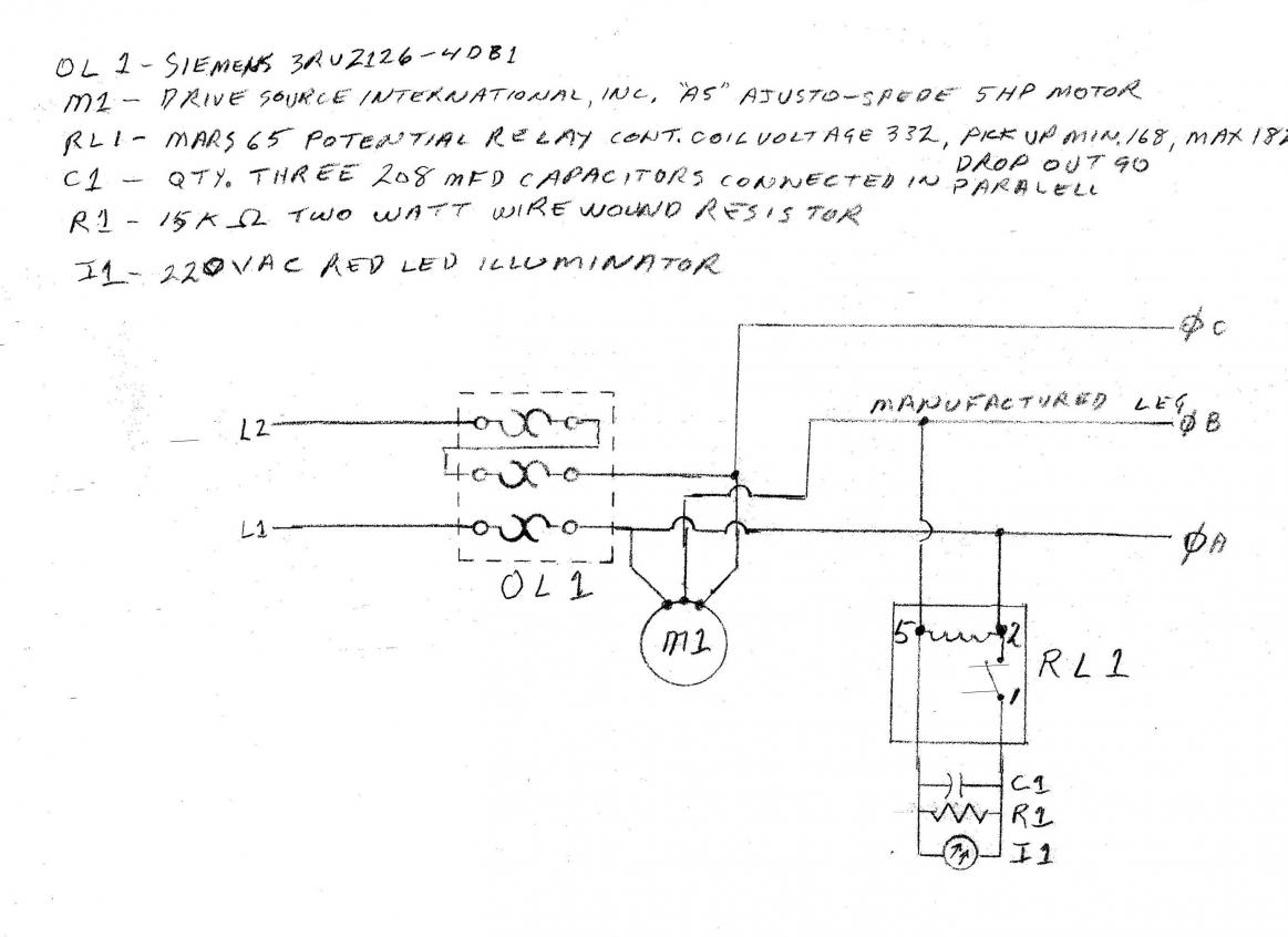 Potential Relay Wiring Schematic Diagrams Mars Time Delay Diagram Start Capacitor 46 Switch Schematics