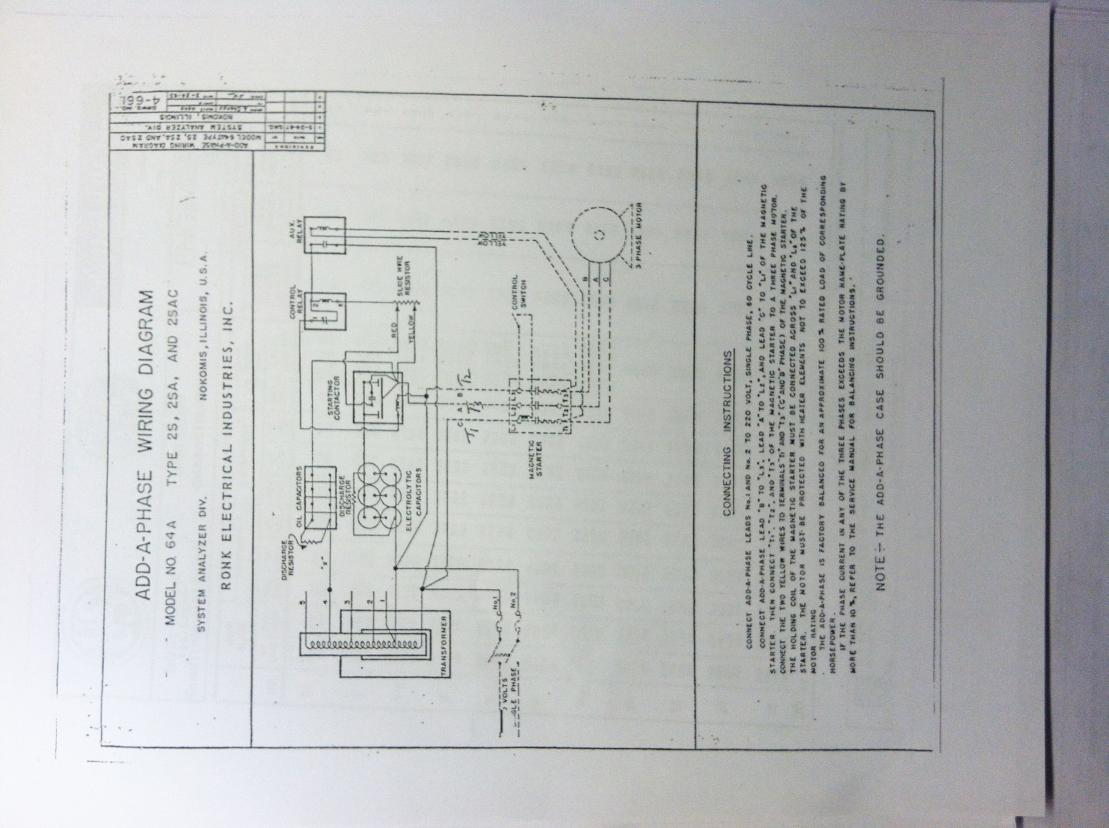 Phase Static Converter On 3 Phase Circuit Breaker Wiring Diagram
