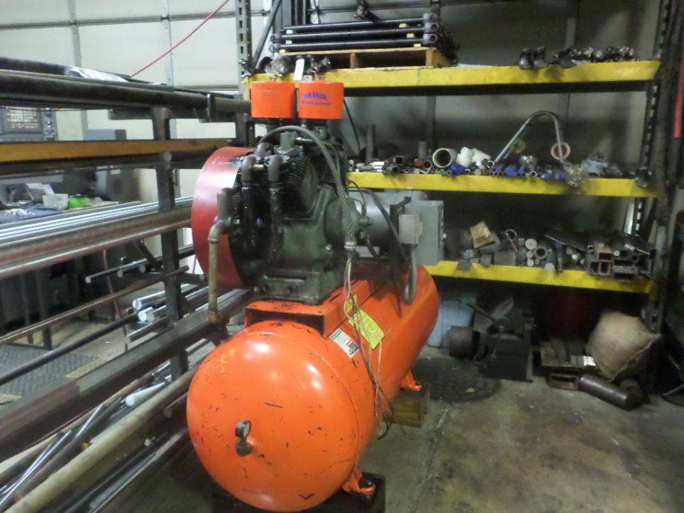 Devilbiss 10hp 120 Gallon Air Compressor