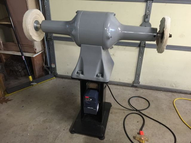 What Are The Two Sides Of A Bench Grinder