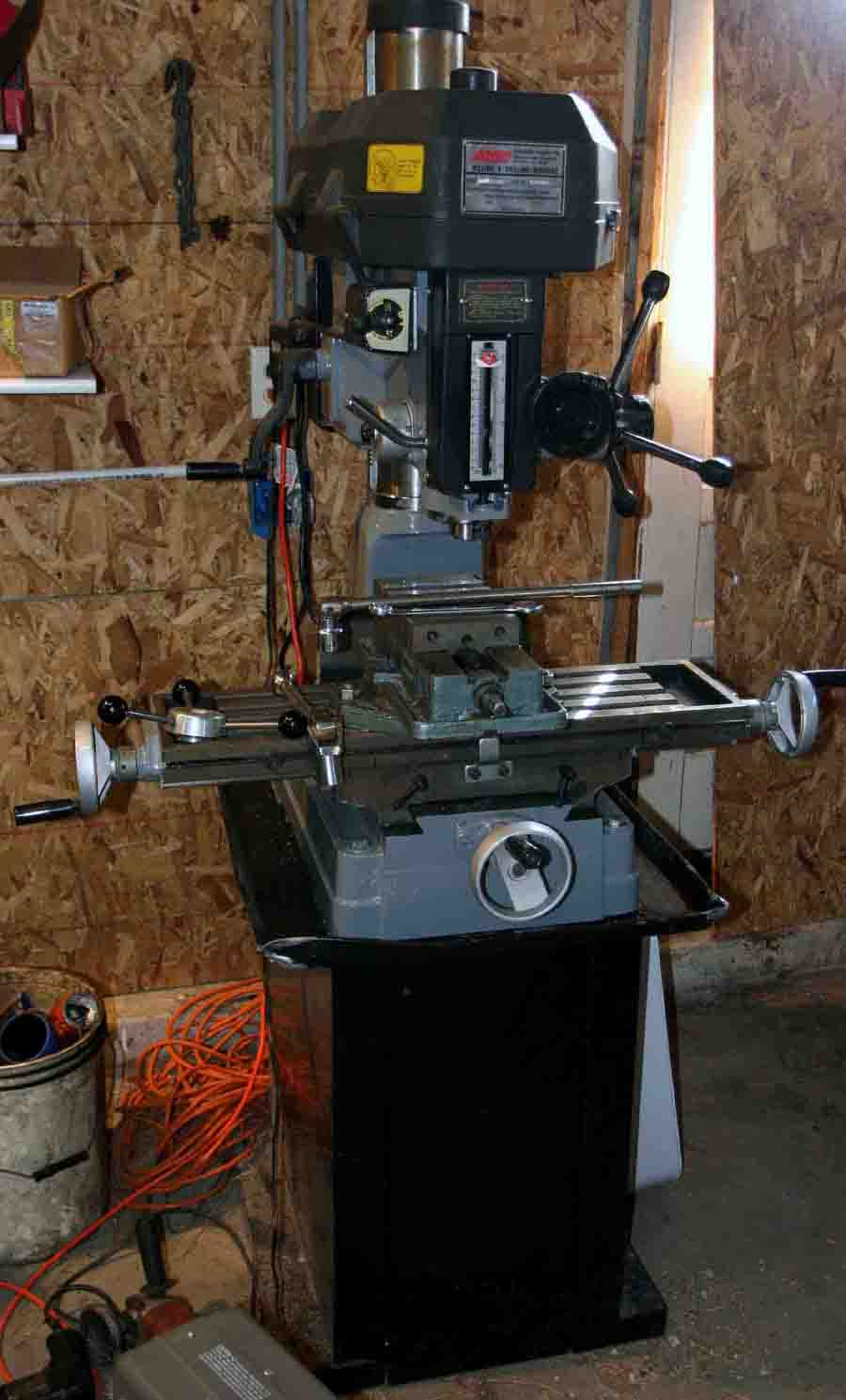 Cnc Machine For Sale >> MSC mill/drill for sale
