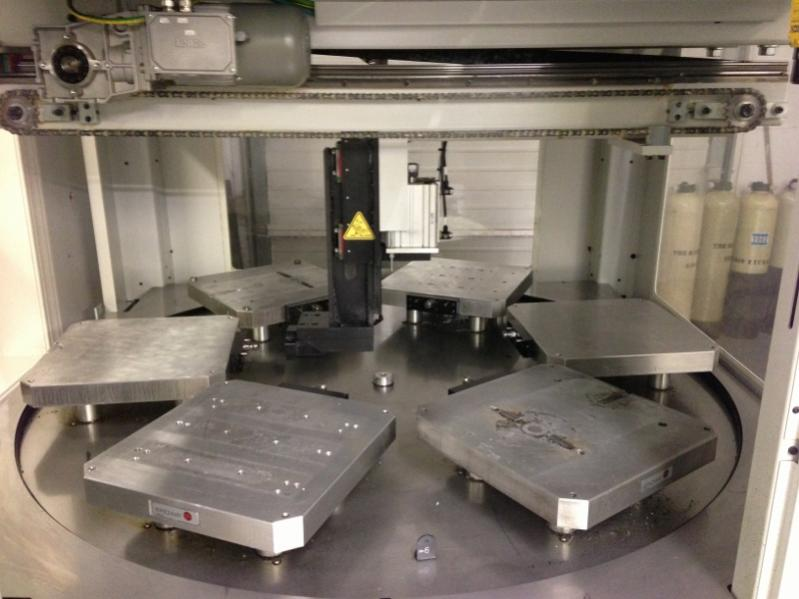 For Sale 2006 Erowa Robot Easy With Mts Tooling Package