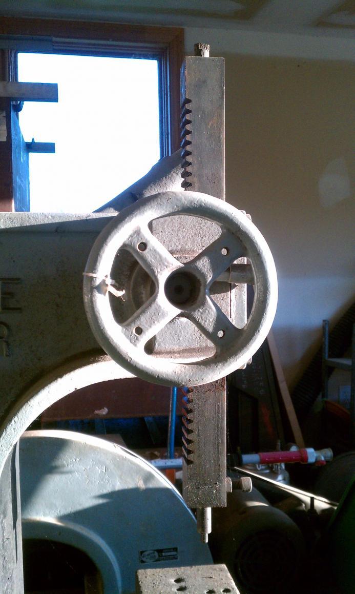 Dake 25h H Frame Press Dake 3a1 Ratchet Lever For Sale