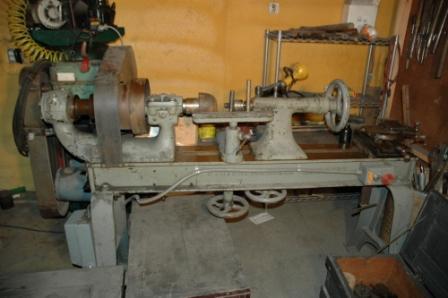 Metal Lathe For Sale >> Spinning Lathe, Circle Shear & Huge Tool Set