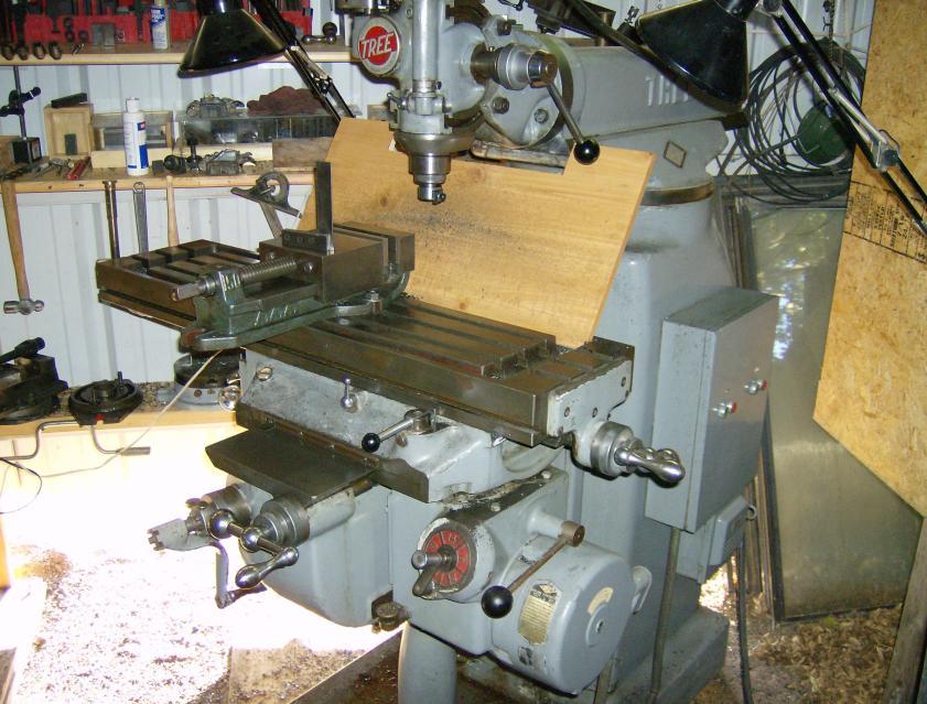 Cnc Machine For Sale >> F.S : Tree 2UV Milling machine