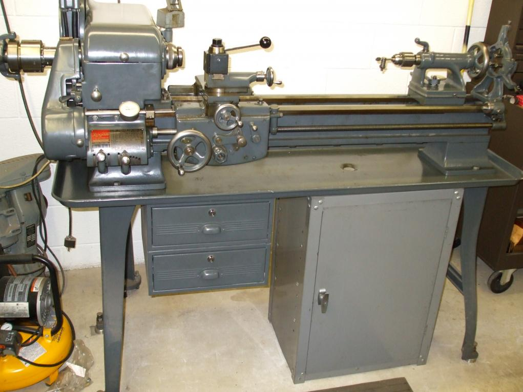 Lathe For Sale >> Logan 922 11x31 Floor Model Lathe For Sale 950