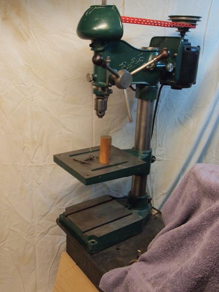 Buffalo Forge Bench Drill Press