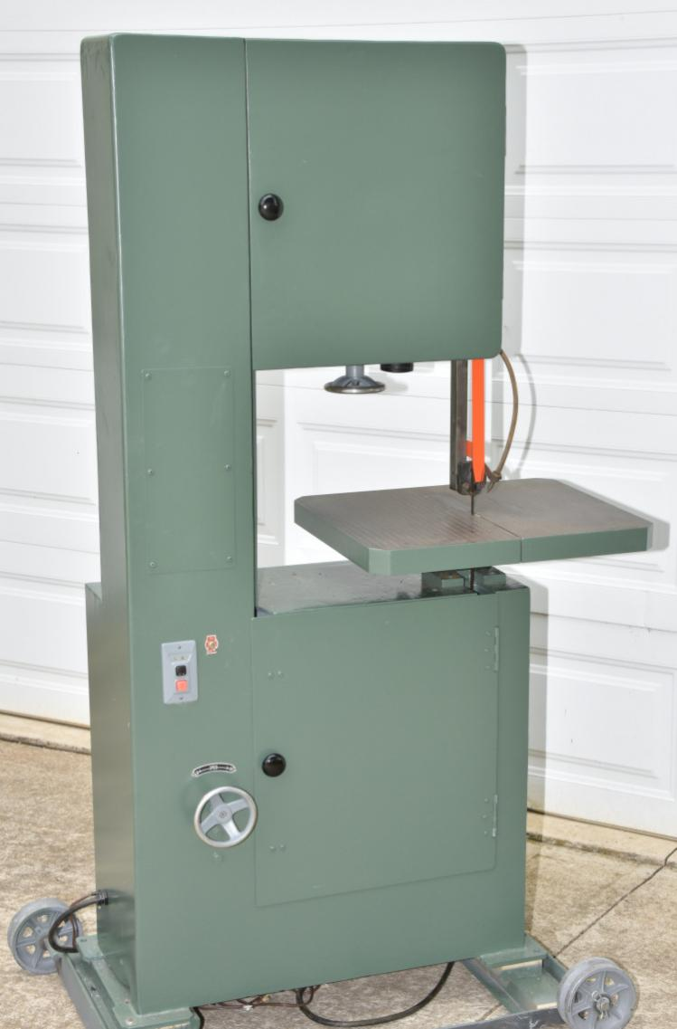 Enco 18 Quot Metal Bandsaw For Sale In Ohio