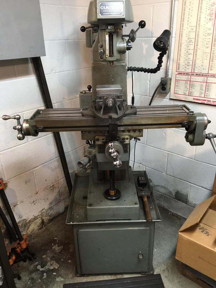 Lathe For Sale >> Southbend lathe, Clausing Mill, others....