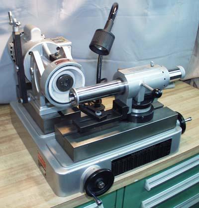 Cuttermaster End Mill Sharpener Tool Amp Cutter Grinder For Auction