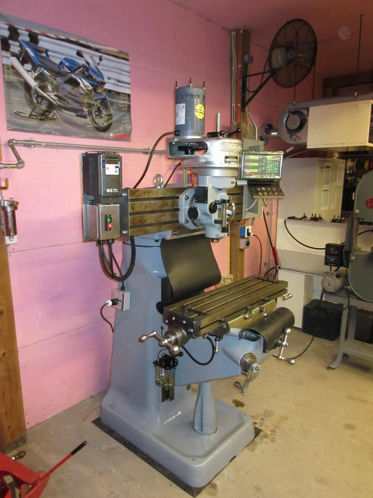 Bridgeport Mill For Sale >> Practical Machinist Largest Manufacturing Technology Forum