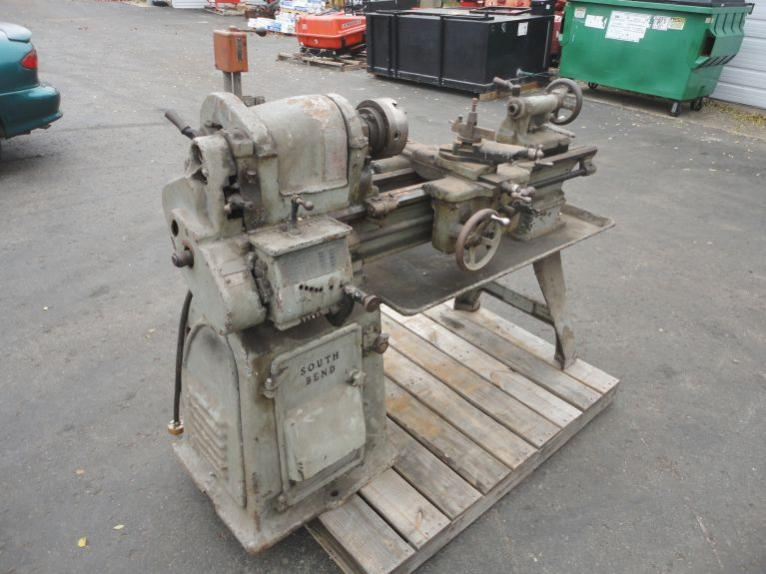 South Bend Lathe And Clausing Lathe For Sale Or Trade