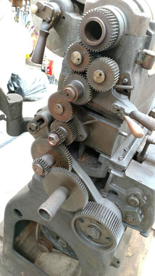 1945 8' South Bend Metal Lathe for sale in Gainesville, Florida