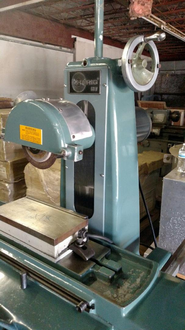 Machinist Tools For Sale >> 6x18 Harig surface grinder 618W for sale $3200 in DFW