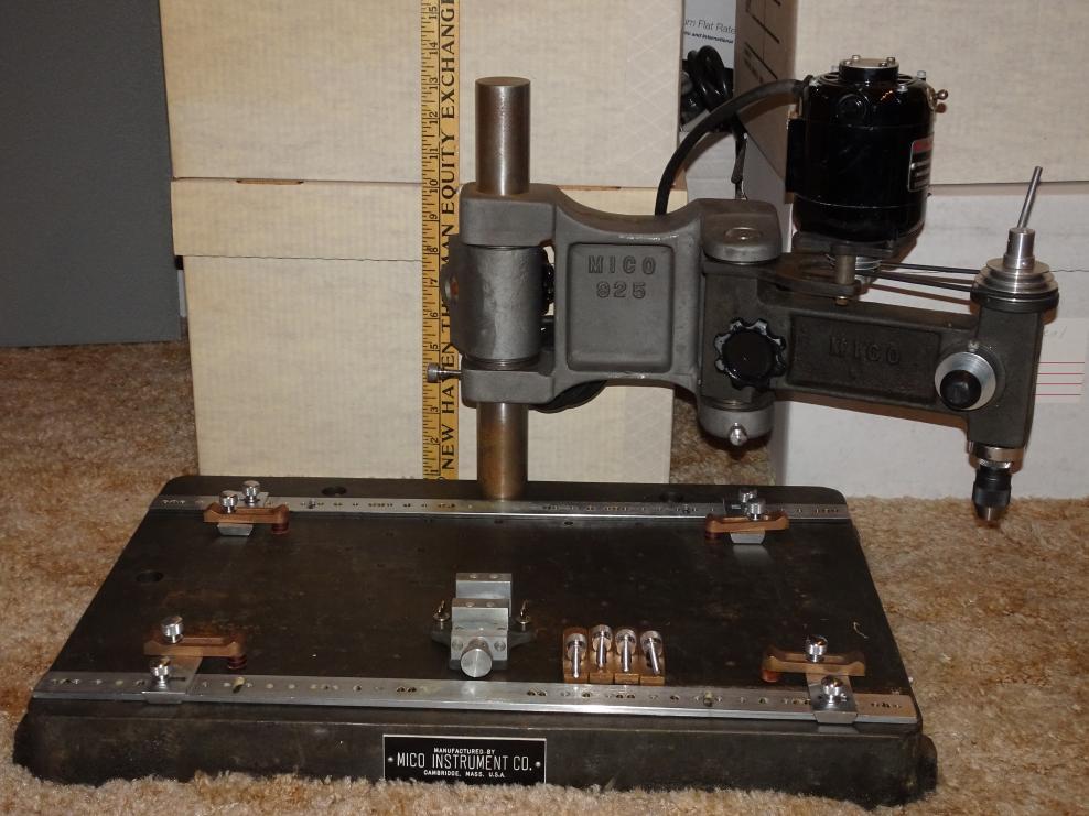 Fs Unusual Doall Dtr 28 Articulating Drill Press Ontaro