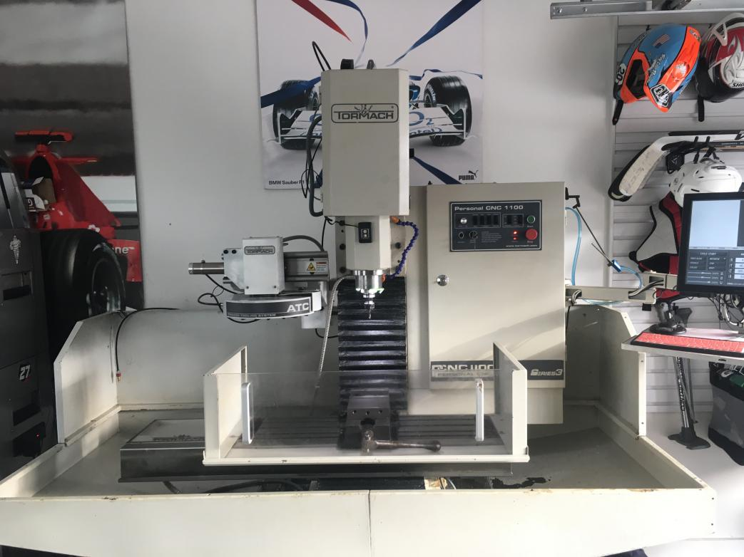 For Sale: Tormach PCNC 1100 Series III w/ PDB & ATC and Tooling