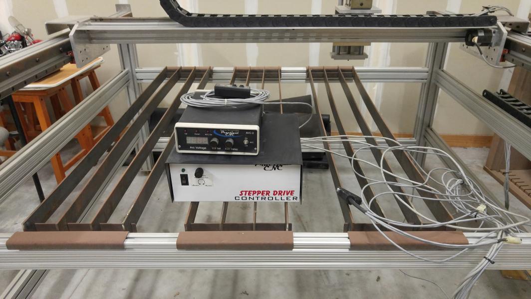 Practical Cnc Atch Controller Hypertherm Powermax1000
