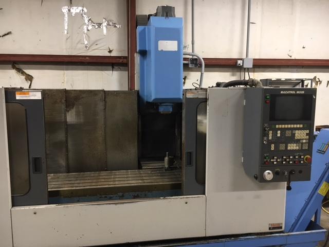 FS: Mazak VTC 20B parts machine