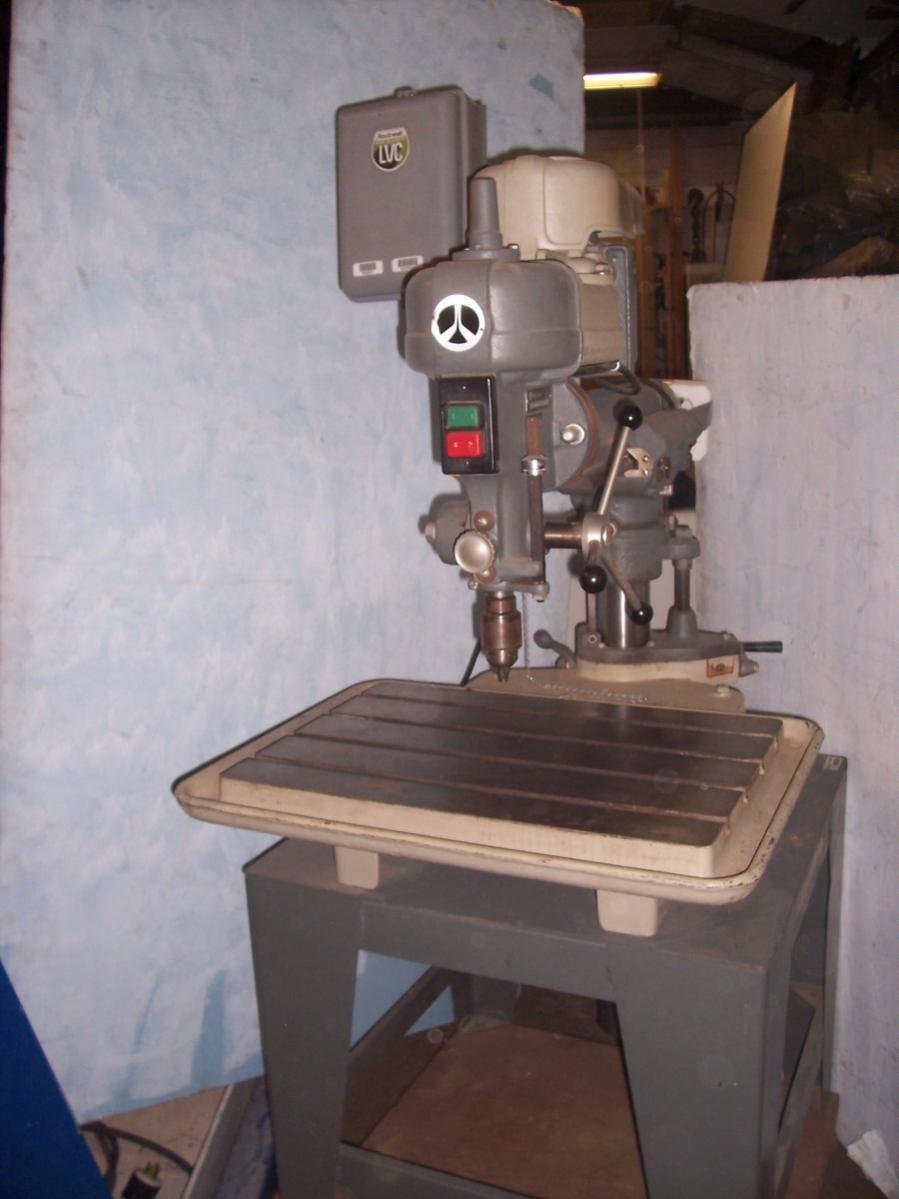 Rockwell/Delta Radial Arm Drill