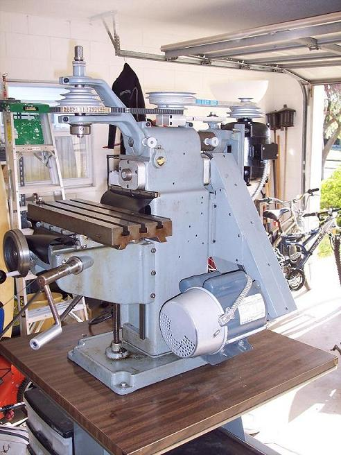 Machinist Tools For Sale >> Mill Knee horizontal and vertical benchtop (Similar to ...
