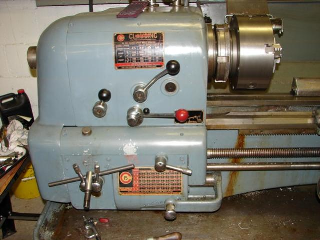 Lathe For Sale >> FS: Clausing / Colchester 15 X 48 Straight Bed Lathe