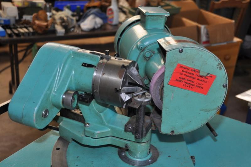 Brierley drill grinder cams - RC Groups