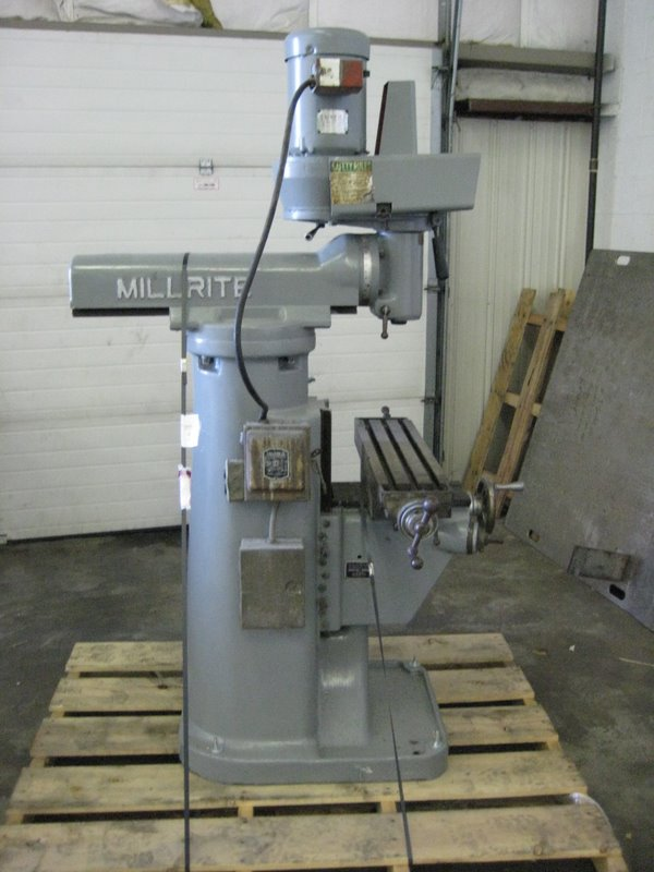 millrite milling machine for sale