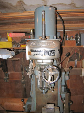 Milling Machine For Sale Bridgeport M Head