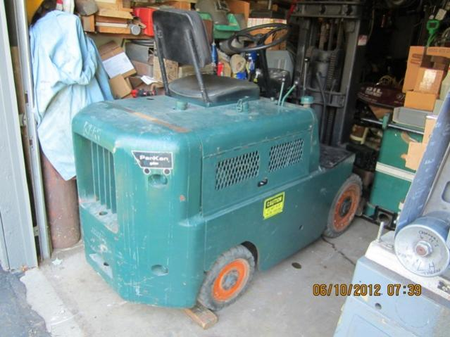 clark forklift serial number search