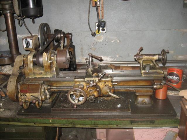 9 Quot South Bend Lathe Model A 1000