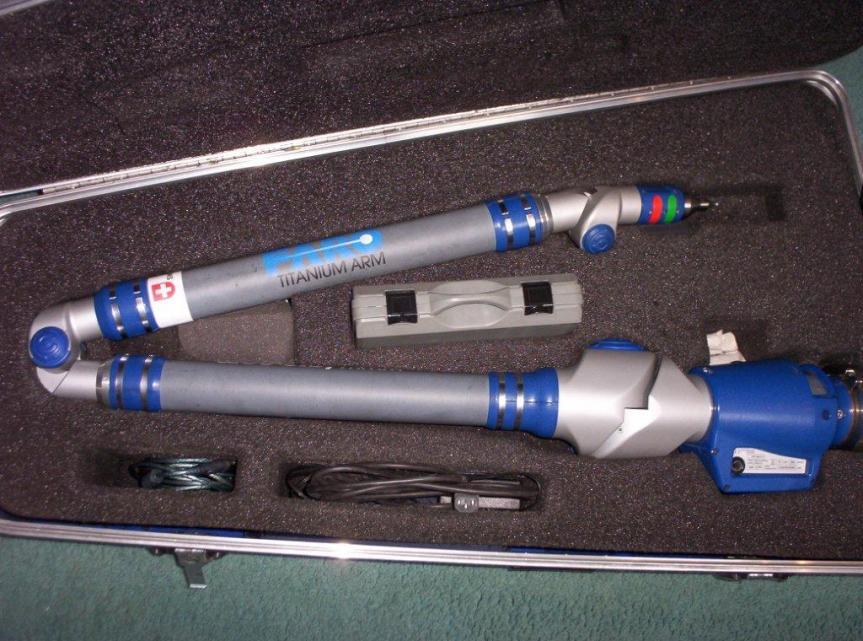 Faro Arm Titanium for sale