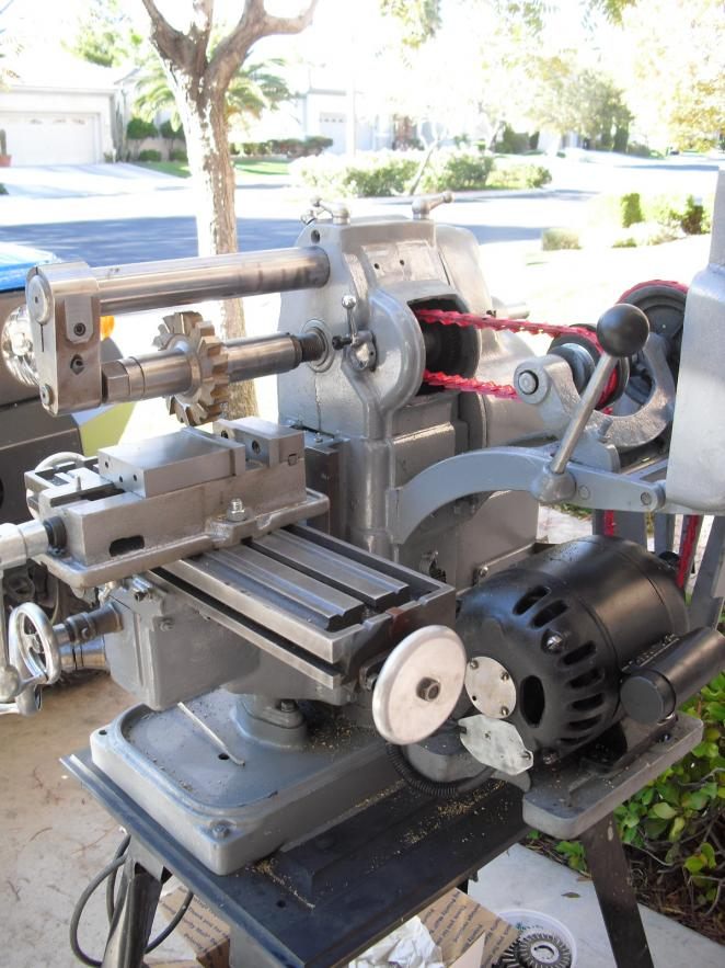 Wanted Hardinge Clausing Atlas Horizontal And Or Vertical Milling