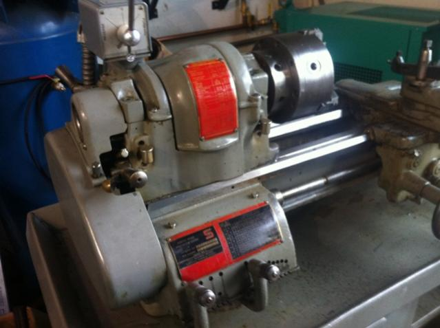 Metal Lathe For Sale >> SOUTHBEND HEAVY 10 METAL LATHE No Bed Wear