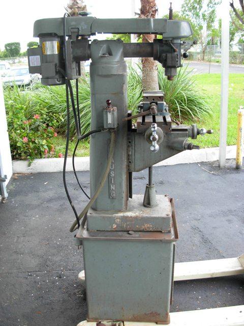 milling machine fs 17