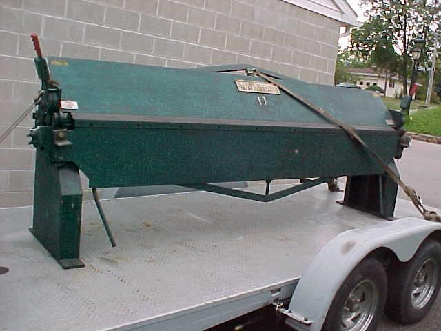 Fs Sheet Metal Equipment