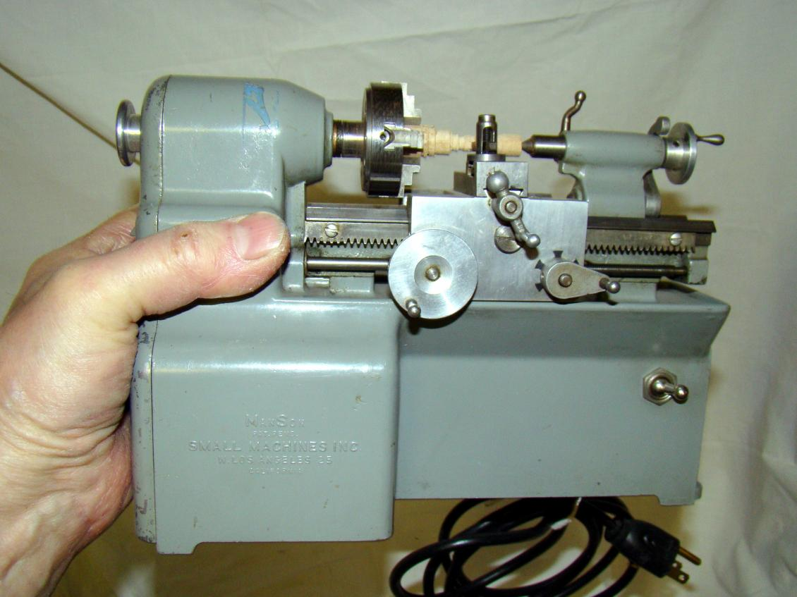 Really cool mini lathe - The Home Machinist!