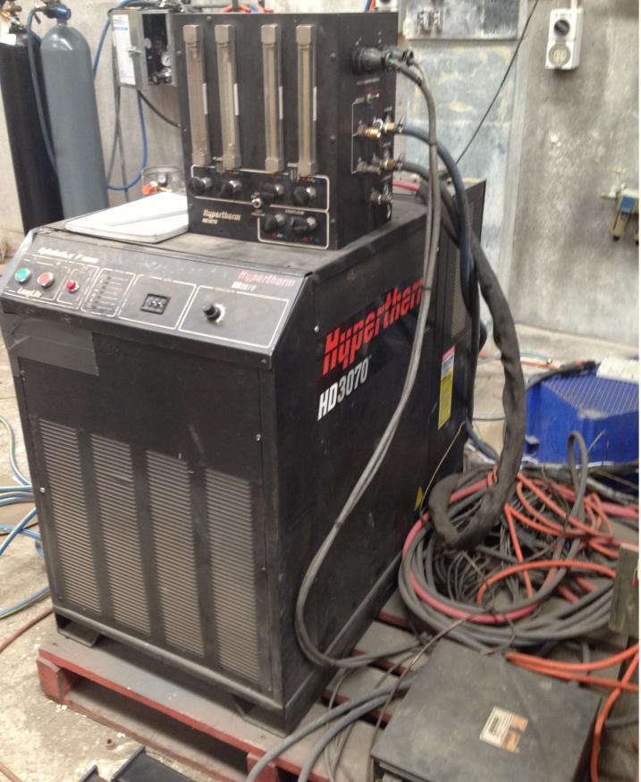 Fs Hypertherm Hd3070 High Definition Plasma Cutter Australia