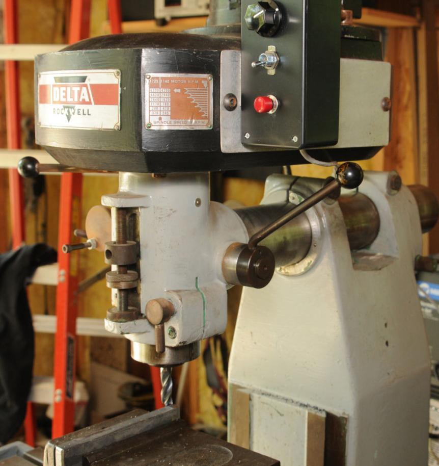 Rockwell / Delta small shop Mill 21-100