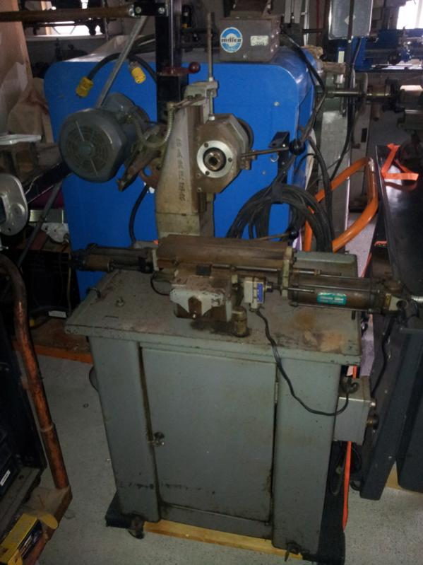 pm milling machine