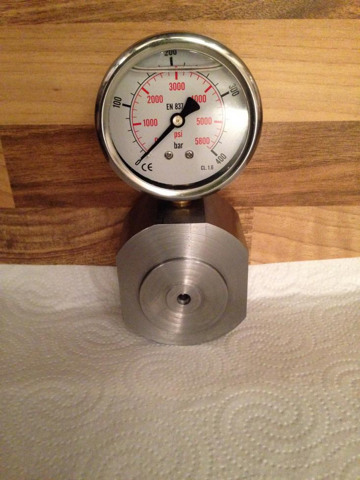 Project Diy Force Gauge For Testing Vise