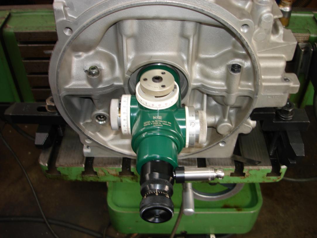 Porsche 911 Engine Machine Work