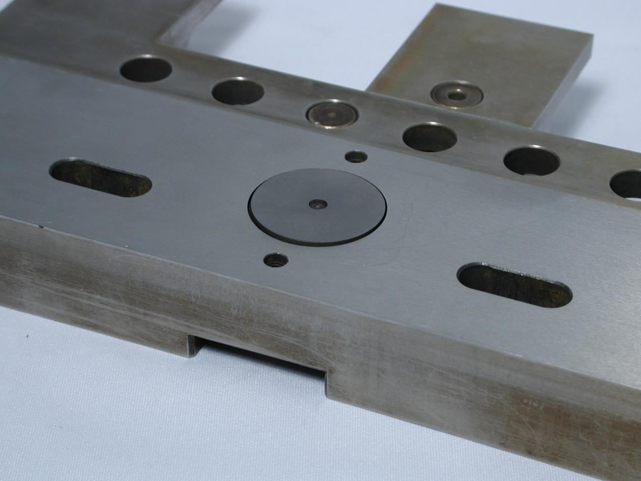 On track with WEDM tooling I made