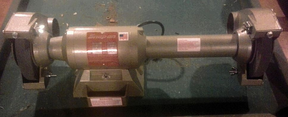 Snap On Bench Grinder I Ve Never Seen This Before Have You