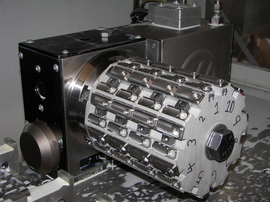 4th Axis Rotary Fixturing