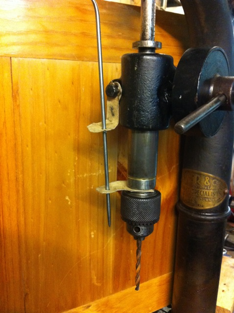 Bolt And Washer >> Shaft and Bore tolerance in Drill Press