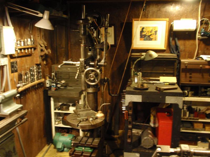Small Antique Machine Shops Page 2